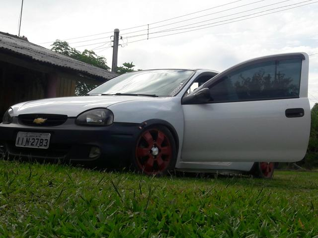 PICK UP CORSA TOP LEGALIZADA