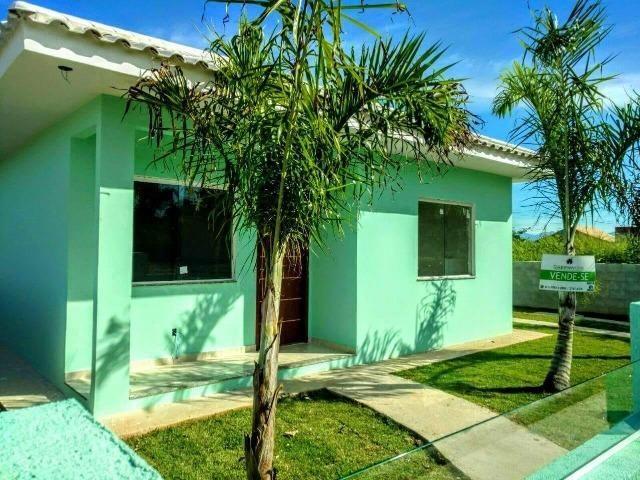 Casa 03 Qtos - Cond. Nova Itaboraí - 1º Locação