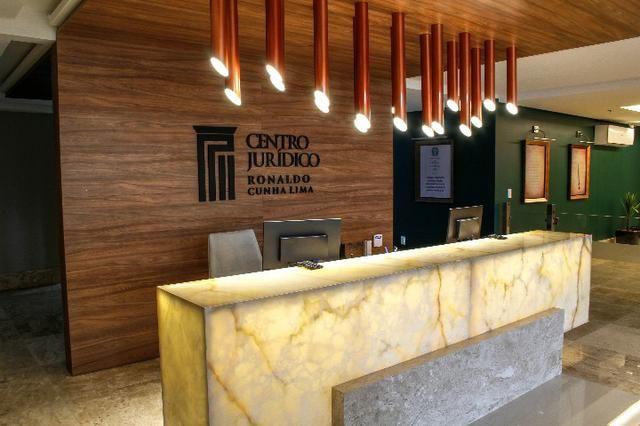 Sala de Advocacia no Centro Jurídico Ronaldo Cunha Lima