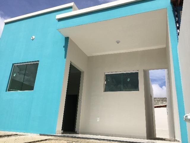 Casa nova no Novo Cruzeiro, 3 quartos com suite. beco e garagem para 2 carros