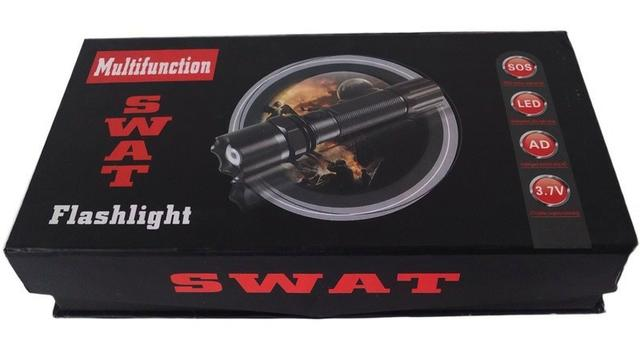 Lanterna SuperLed Swat Nova