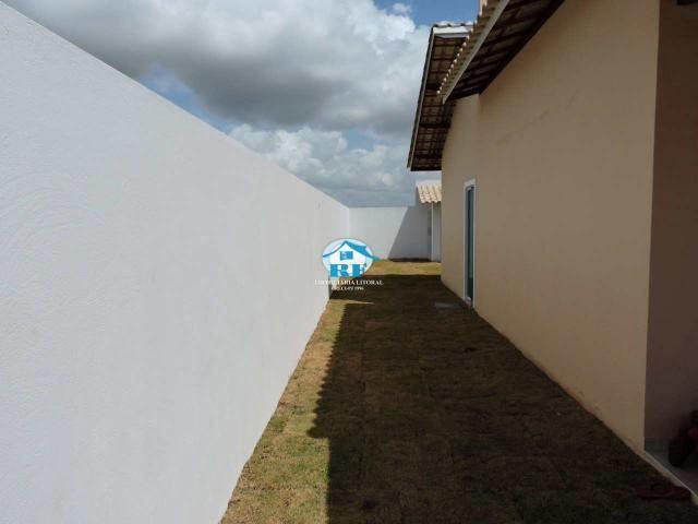 Casa `a venda no Condomínio Canto de Arembepe em , Arembepe (camaçari) cod:100 - Foto 4