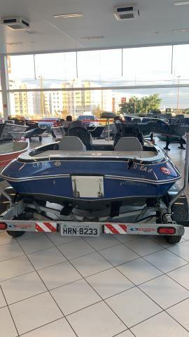Bass Boat Quest 290 + carreta trucada - Foto 3