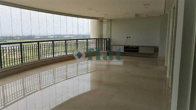 Apartamento à venda com 5 dormitórios em Barra da tijuca, Rio de janeiro cod:FLAP50004 - Foto 3