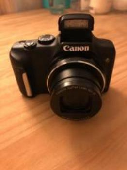 Promo* Câmera Canon semi profissional NOVA