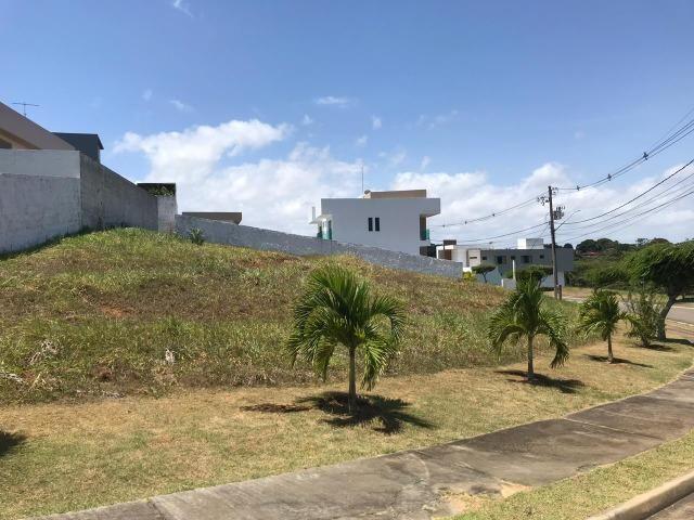 Oportunidade Terreno de Esquina no Alphaville Litoral Norte II R$ 240.000,00 - Foto 2