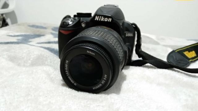 Câmera fotográfica Nikon D3100 - Foto 2