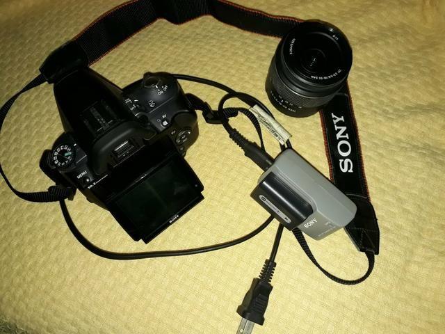 Câmera digital sony - Foto 2