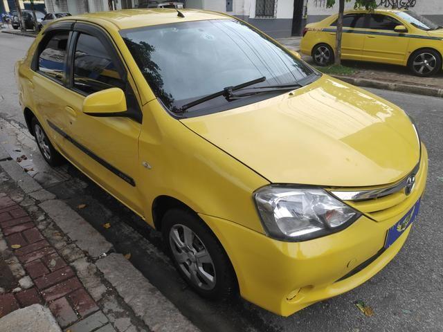 Ex Táxi - Etios Sedan Xs 1.5 2014 Aprovação Imediata