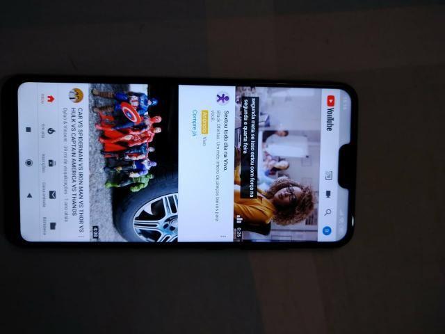 Xiaomi Mi 8 lite. troco em pc gamer - Foto 2