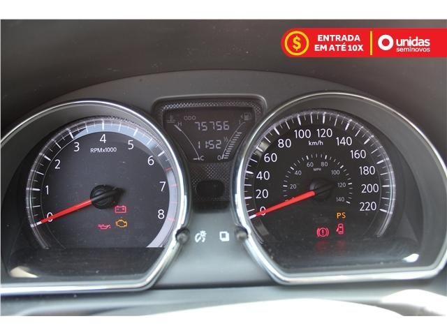 Nissan Versa 1.6 16v flex s 4p manual - Foto 8