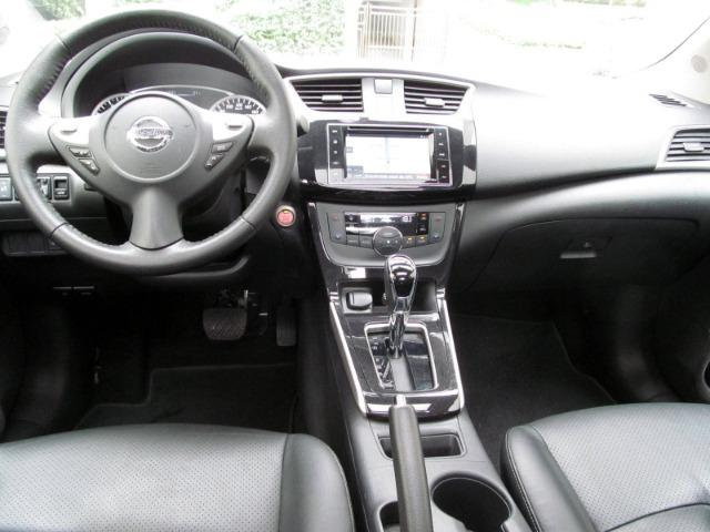 Nissan Sentra Sl Automático 12.000 Km - Foto 6