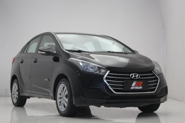 Hyundai hb20s 2016/2017 1.6 comfort plus 16v flex 4p manual