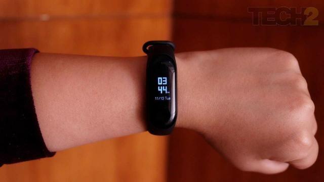 Smartwatch Relógio Xiaomi Mi Ban.d 3 Rom Global Original - Foto 3