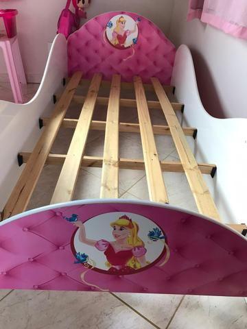 Cama princesa Disney - Foto 2