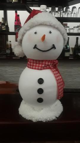 Boneco de neve - Foto 3