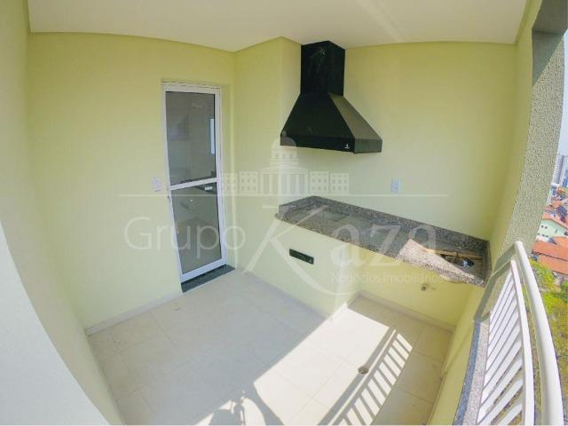 2 Dormitórios com suíte no Jardim Oriente - Varanda Gourmet