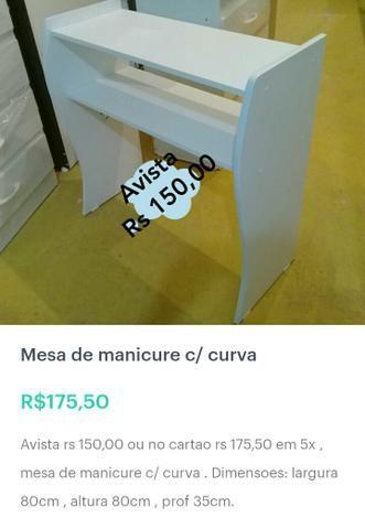 Mesa de manicure - Foto 2