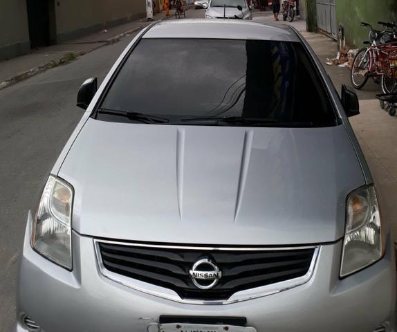 Vendo sentra 2.0 2012 c/ gnv 5 geração Urgente !!!