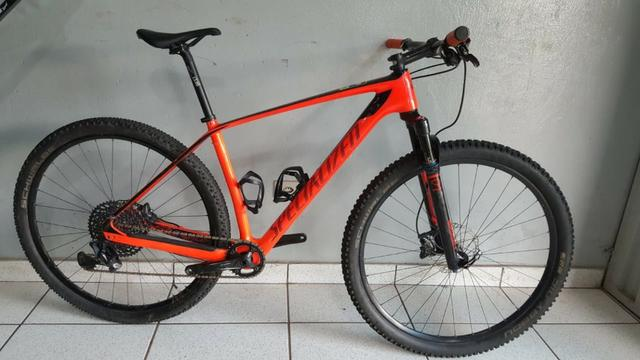 Bike Specialized Ht Wc StumpJumper