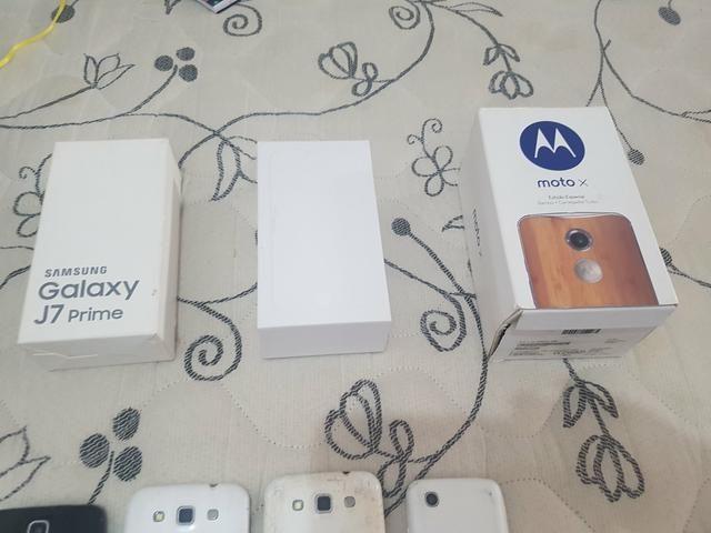 Vendo celular para retirada de peças - Foto 3