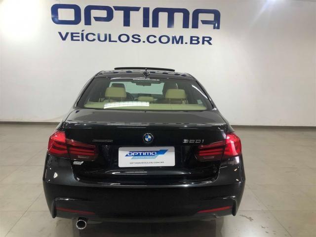 BMW 320I 2017/2018 2.0 M SPORT GP 16V TURBO ACTIVE FLEX 4P AUTOMÁTICO - Foto 5