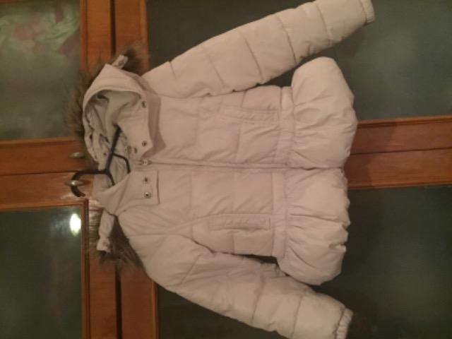 Jaqueta (casaco) para o frio infantil