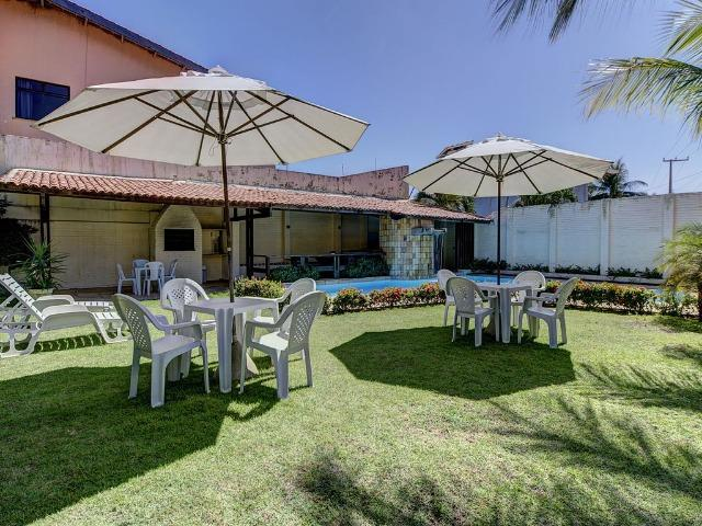 Alugo Linda Casa - 15 pessoas a 200m da Praia - Próxima Beach Park - Foto 12