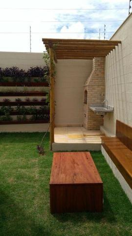R$ 215.000 Condominio Fechado/ 2 e 3Suites/ Quintal com Churrasqueira/ Entrega em 02-2020 - Foto 9