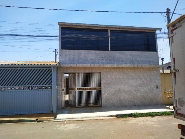 Vendo casa de andar samambaia norte aceita troca ap em taguatinga - Foto 3