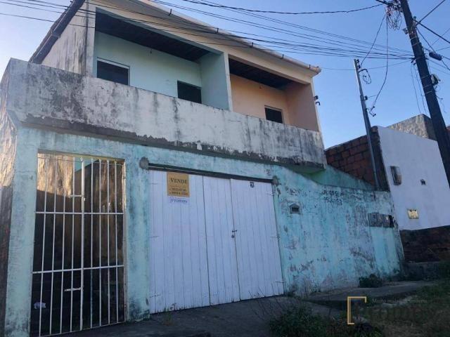 Casa residencial à venda, Cidade Nova, Aracaju.