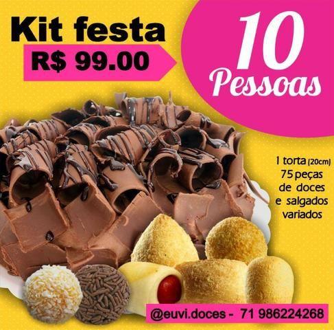 Kit Festas - Foto 2