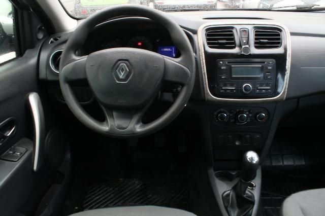 Renault Sandero, Único dono, GNV, completo - Foto 6