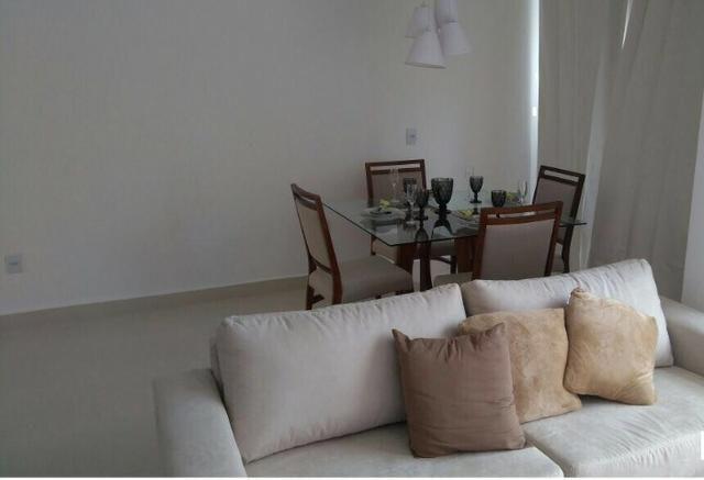 R$ 215.000 Condominio Fechado/ 2 e 3Suites/ Quintal com Churrasqueira/ Entrega em 02-2020 - Foto 7