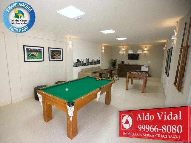 ARV 30- Apto 2Q pronto C/Varanda, piscina, Club privativo em Morada de Laranjeiras