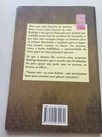 "Livro Paradidático ""Zero a zero"" - Foto 2"