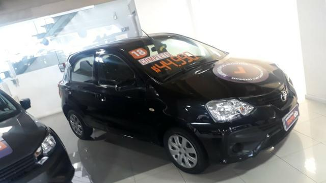 Toyota Etios XS 1.5 2018 emplacado 2020