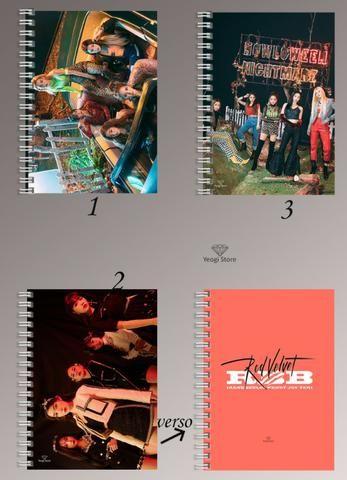 Cadernos Kpop Personalizado - Foto 2