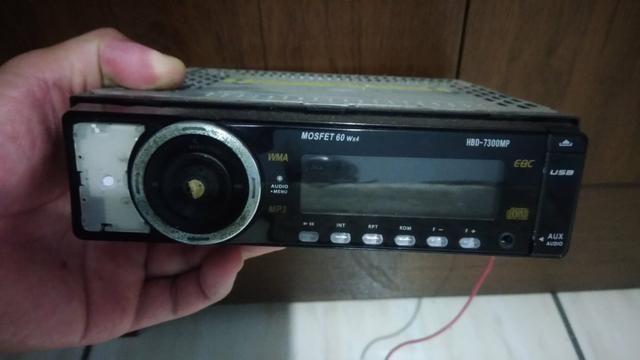 Radio para carro h-buster