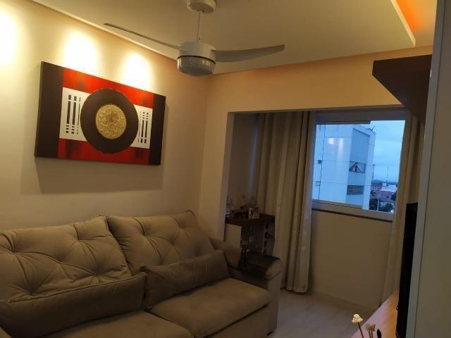FM - Apartamento no condomínio Riviera 2 quartos com suíte / próximo à Vitória - Foto 4