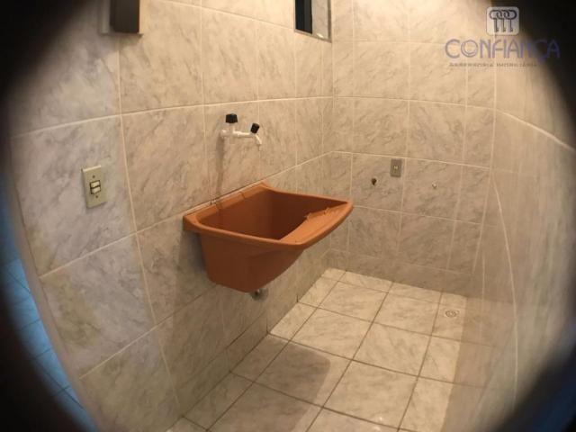 Apartamento com 2 dormitórios para alugar, 58 m² por R$ 1.000,00/mês - Conceição de Jacare - Foto 3