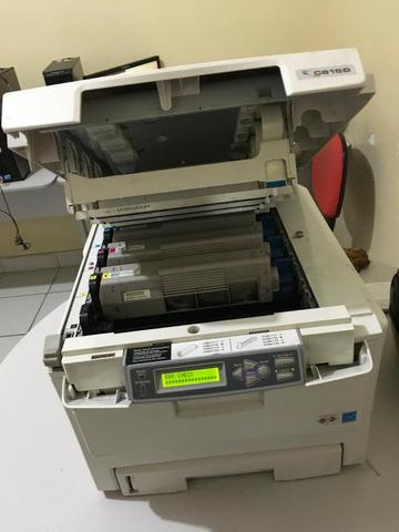 Impressora Oki C6150 - Foto 2