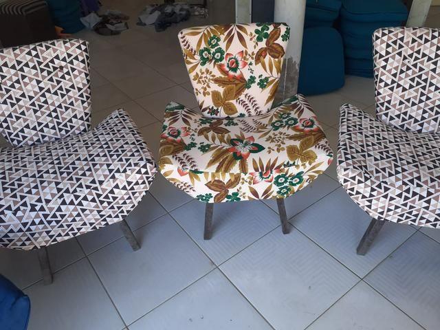 Poltronas Decorativas - Várias Cores