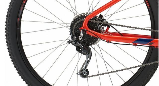 Bicicleta GT Avalanche Comp 18v deore com NF - Foto 5