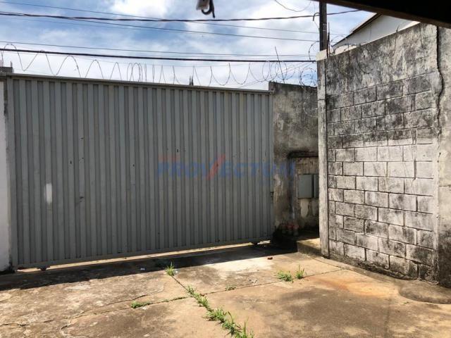 Galpão/depósito/armazém à venda em Jardim santa mônica, Campinas cod:BA269563 - Foto 2