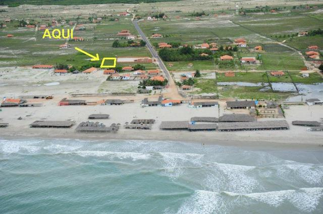 Terreno na praia de Maramar preço barato - Foto 3