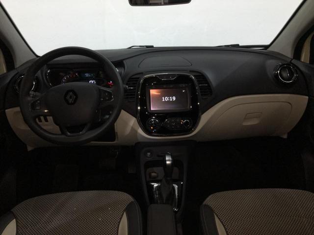 RENAULT CAPTUR 2018/2019 2.0 16V HI-FLEX INTENSE AUTOMÁTICO - Foto 13