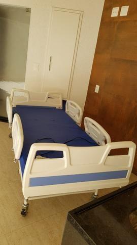 Cama hospitalar elétrica de 3 movimentos - Foto 4