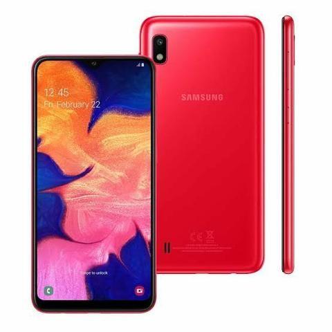 Galaxy a10 vendo ou troco 5 meses de uso