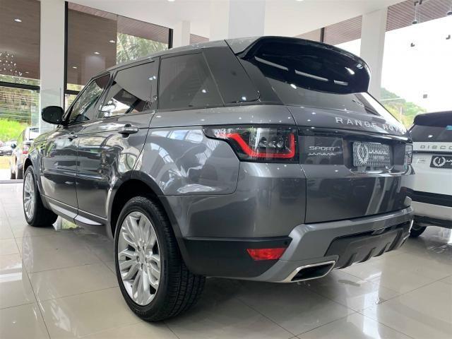 LAND ROVER RANGE ROVER SPORT 2018/2019 3.0 SE 4X4 V6 24V BITURBO DIESEL 4P AUTOMÁTICO - Foto 6